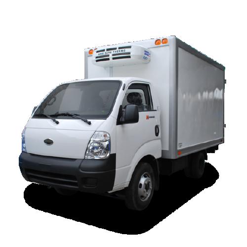Camión Kia K2700 con Equipo de Frió Hwasung Thermo HT-100II