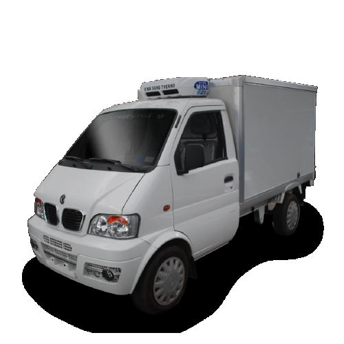 Camión Dong Feng Mini Truck con Equipos de Frió Hwasung Thermo HT-050 Mini