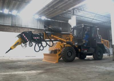 Instalación Aire Acondicionado | Maquinaria Minera |  Scaler Paus 853-S8