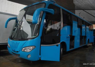Instalación Calefacción | A/C Buses