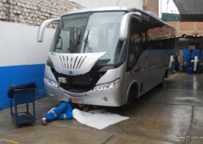 Mantenimiento del Compresor | A/C Buses