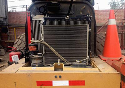 Condensador Caterpillar Rodillo CS56b